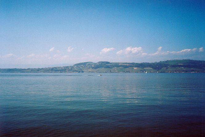 Lac de Murat, Blick SW