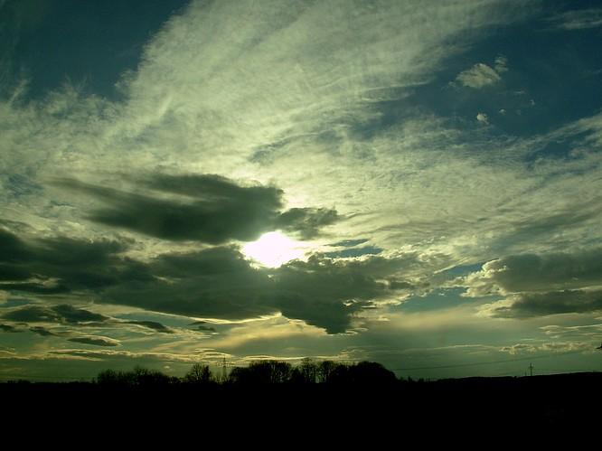 Himmel im Breisgau (D)