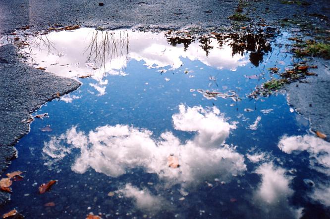 Wolkenbildung in Oftringen