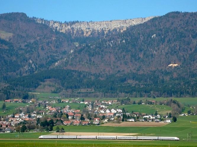 Grenchenberg bei Bettlach