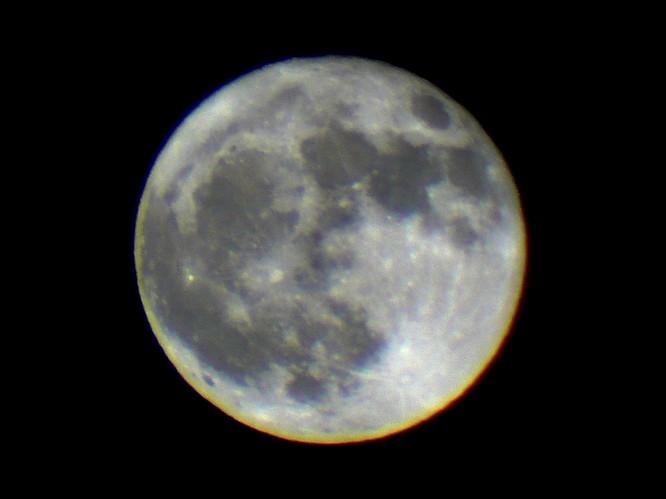 Mond, Nacht 02.05.07