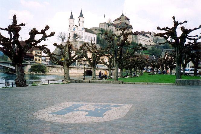 Altstadt Aarburg