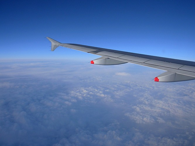 Flight to Tashkent