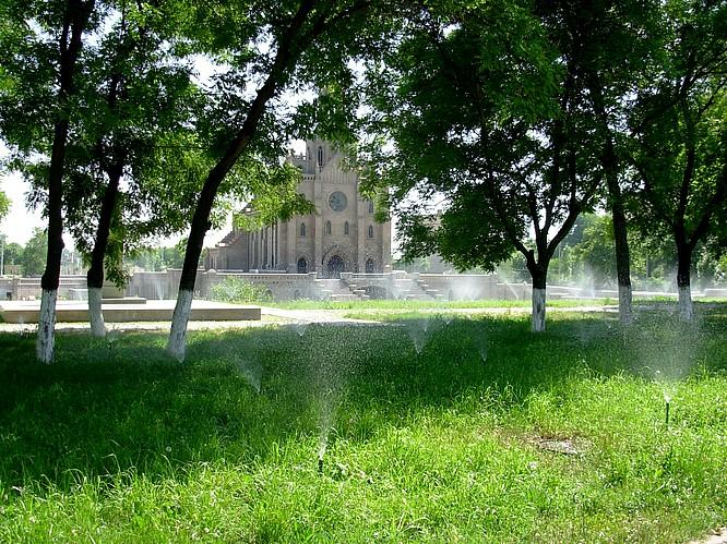 Christian Church in Tashkent