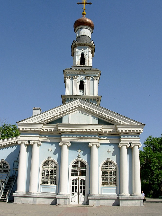 Christian Orthodox Church in Tashkent
