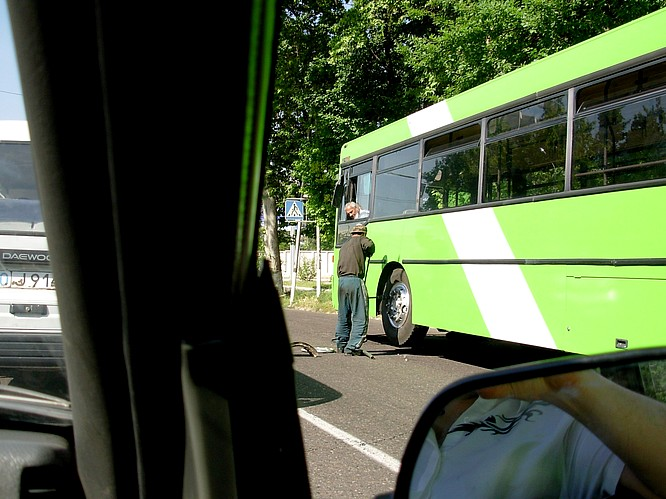First Aid for Autobus