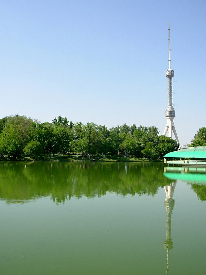 TV Tower of Tashkent