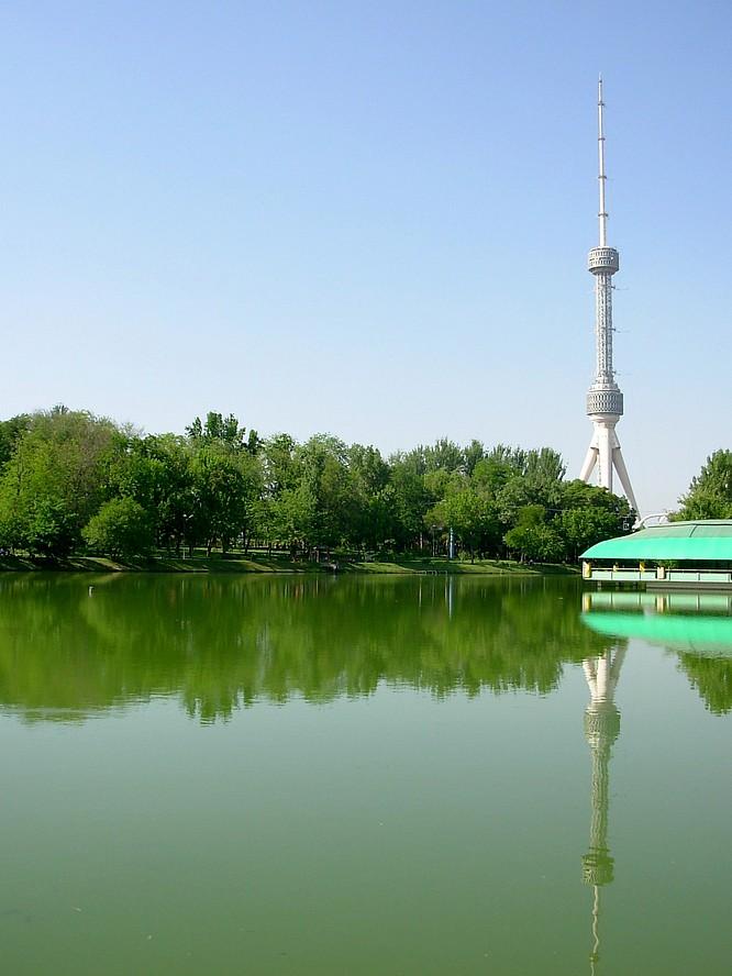 TV Tower of Tashkent