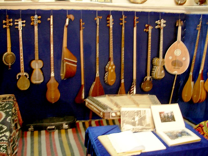 Traditional Music Instruments of Uzbekistan
