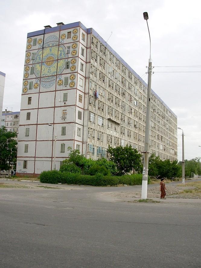 Suburbia of Tashkent