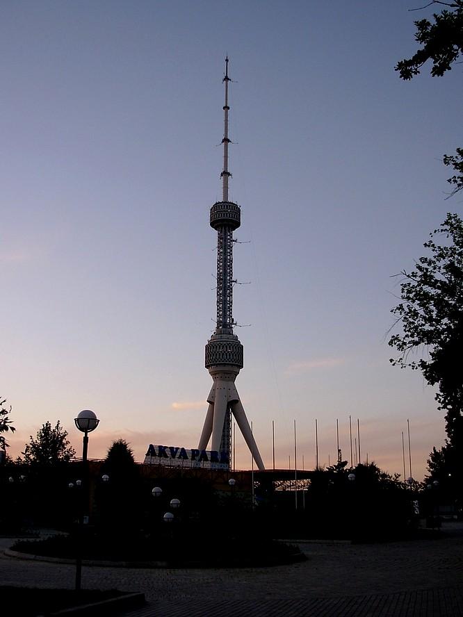 TV Tower of Tashkent (375m)