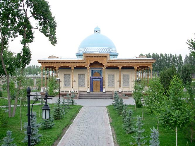 Holy Building in Tashkent