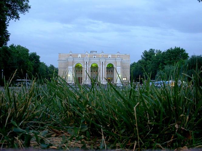 Theatre of Tashkent