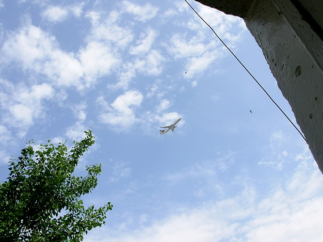 Catch a Airplane from Airport of Tashkent