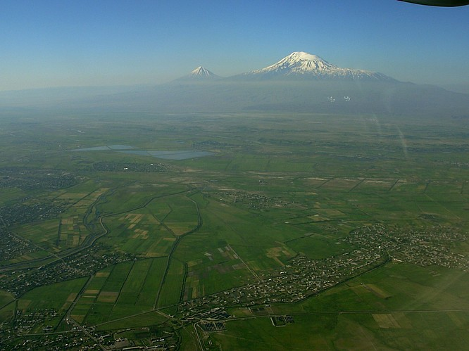 Somewhere in Armenia