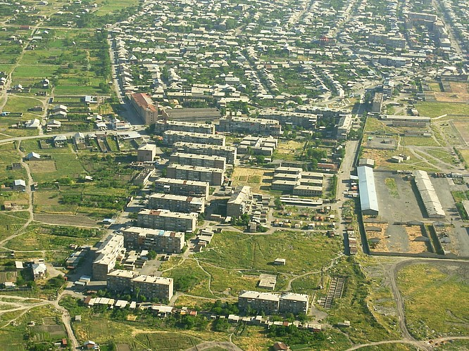 Erewan in Armenia