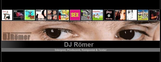 DJ Römer, Homepage 2009
