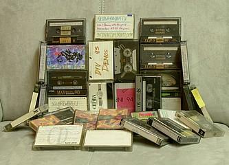 Demotapes 1991 - 19xx by Last Message, Squarewave