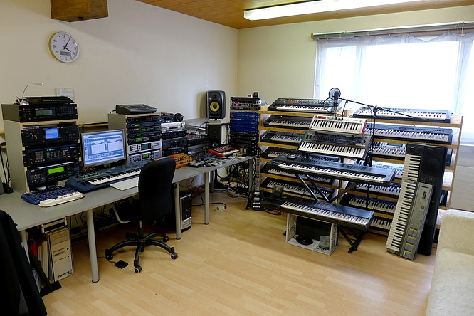 deepsonic Studio IV September 2010