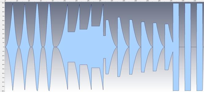 Casio XW-P1 LFO Waveforms by deep!sonic 20.05.2020
