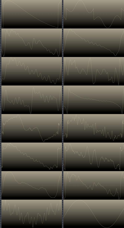 Korg DW-8000 Waves by www.deepsonic.ch 16.11.2009
