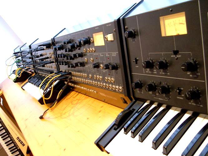 Synthorama vom Februar 2005, pix by deep!sonic