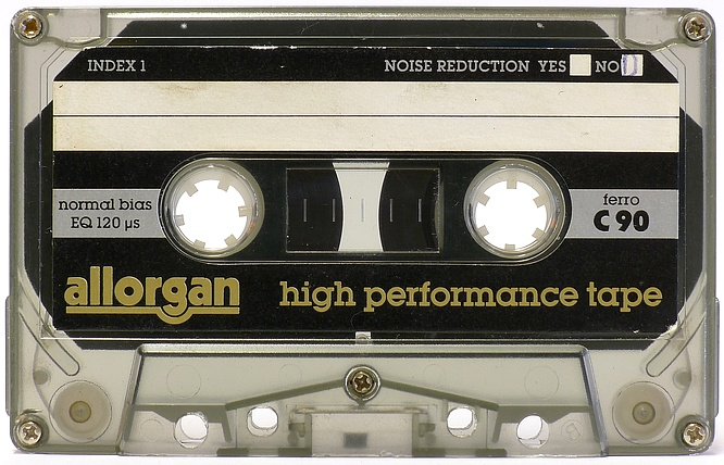 Allorgan High Performance Tape 90 by deep!sonic 07.03.2011