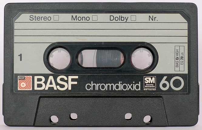 BASF Chromdioxid 60 by deep!sonic 27.11.2010