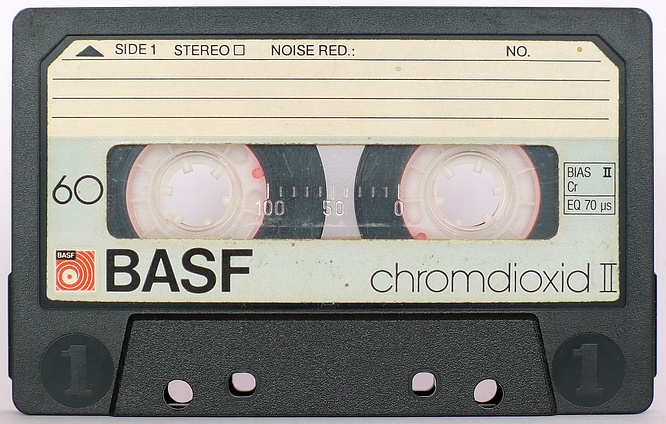 BASF Chromdioxid II 60 by deep!sonic 27.11.2010