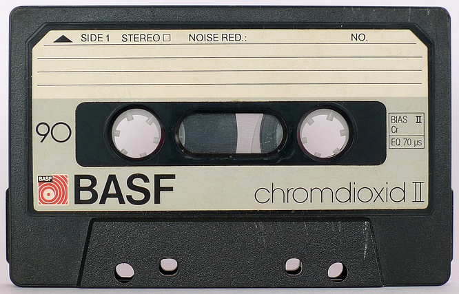 BASF Chromdioxid II 90 by deep!sonic 27.11.2010