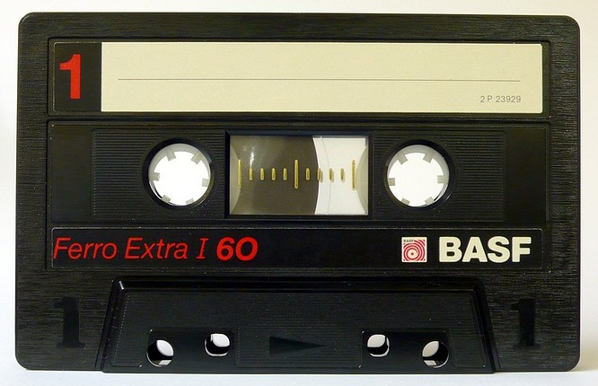 BASF Ferro Extra I 60 by deep!sonic 18.03.2007