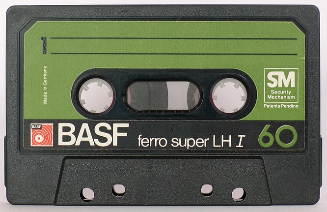 BASF Ferro Super LH I 60 by deep!sonic 27.11.2010