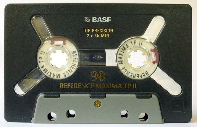 BASF Reference Maxima TP II 90 by deep!sonic 18.03.2007