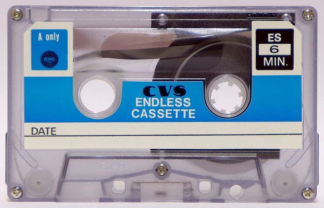 CVS Endless Cassette ES 6 min by deep!sonic 04.04.2018