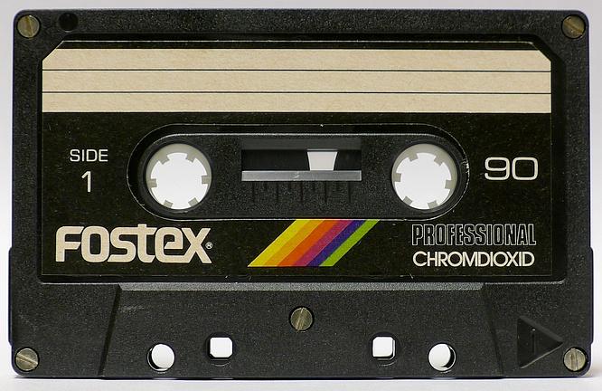 Fostex Proffessional Chromdioxid 90 by deep!sonic 30.12.2010
