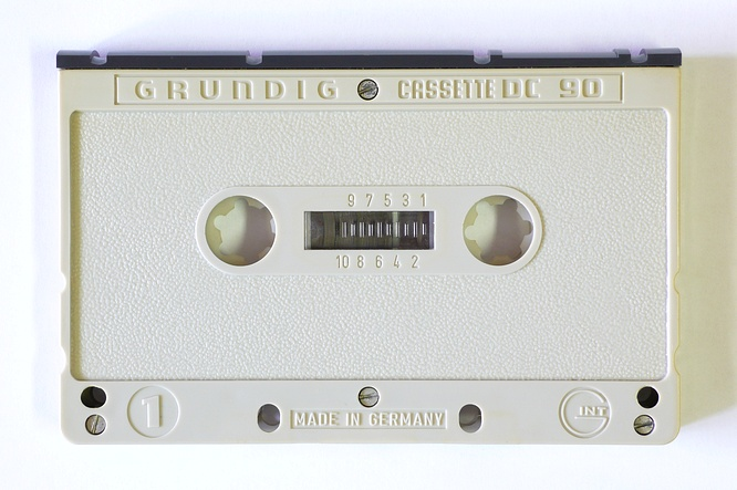 Grundig International Cassette DC 90 ~1965 by deep!sonic 12.03.2009