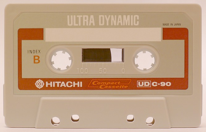 Hitachi UD 60 Ultra Dynamic by deep!sonic 04.05.2013