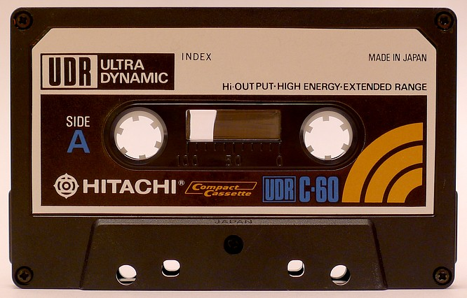 Hitachi UDR 60 Ultra Dynamic by deep!sonic 04.05.2013