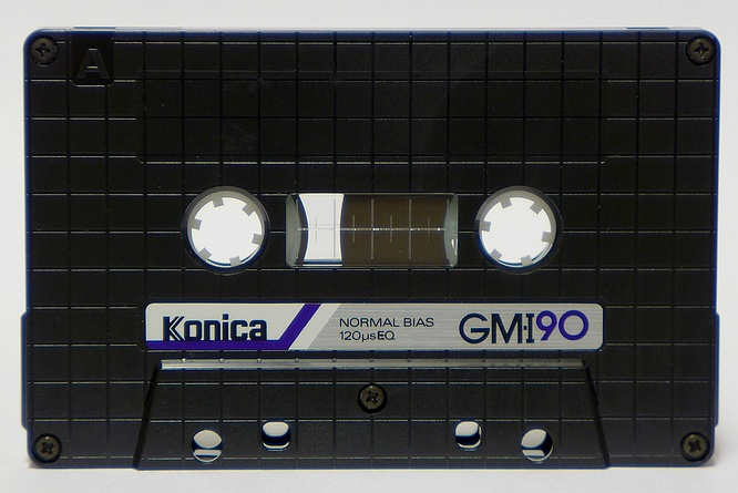 Konica GM-I 90 by deep!sonic 09.09.2017