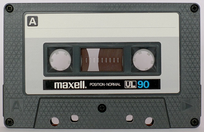 Maxell UL 90 by deep!sonic 27.11.2010
