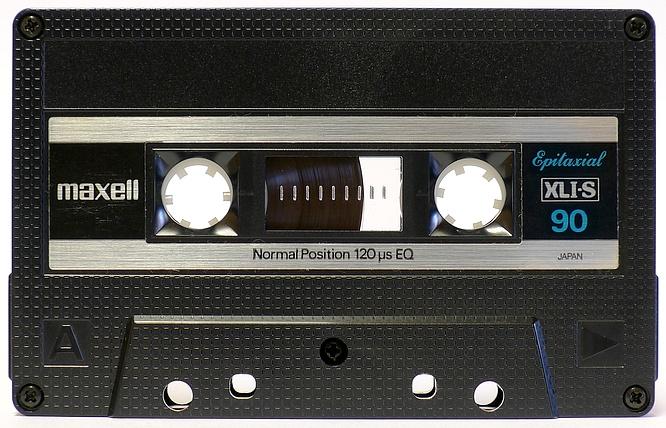 Maxell XLI-S 90 by deep!sonic 07.03.2011
