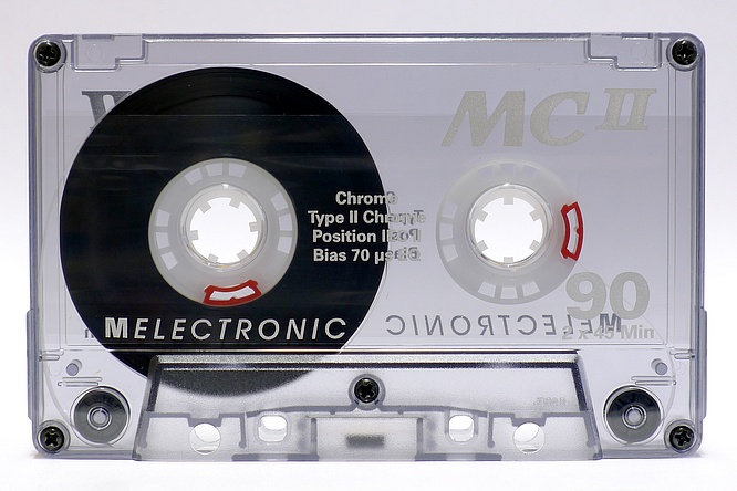 Melectronic MC II Chrome 90 by deep!sonic 01.04.2015