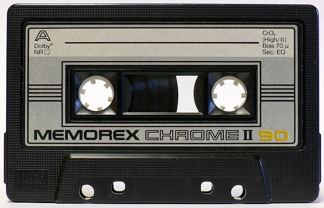 Memorex Chrome II 90 by deep!sonic 07.03.2011