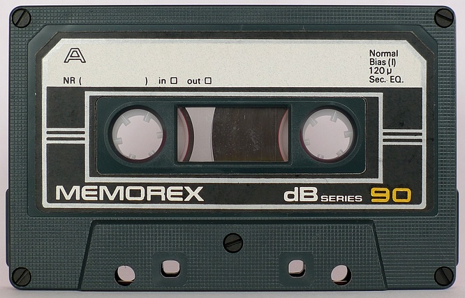 Memorex DB Series 90 by deep!sonic 27.11.2010