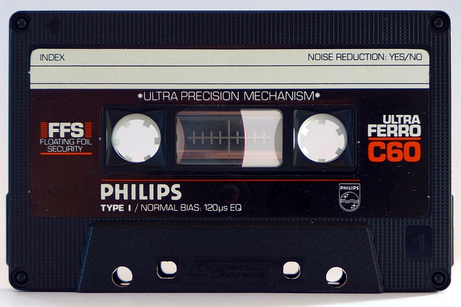 Philips Ultra Ferro FFS C60 by deep!sonic 06.05.2018