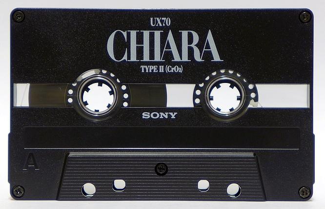 Sony Chiara UX70 by deep!sonic 04.04.2018