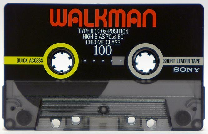 Sony Walkman 100 by deep!sonic 04.04.2018