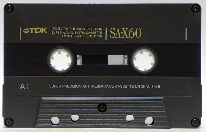 TDK SA-X 60 by deep!sonic 04.04.2018