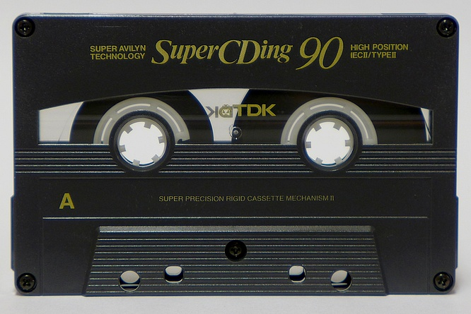 TDK superCDing 90 by deep!sonic 09.09.2017