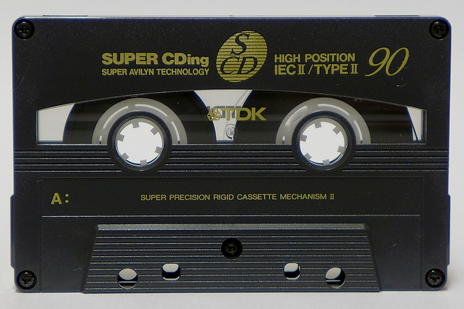TDK superCDing SCD 90 by deep!sonic 09.09.2017